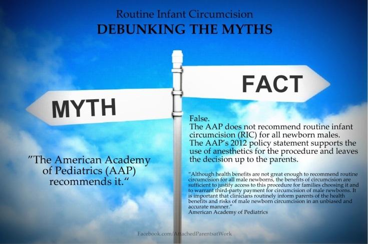 RIC: Debunking the Myths - Myth 9