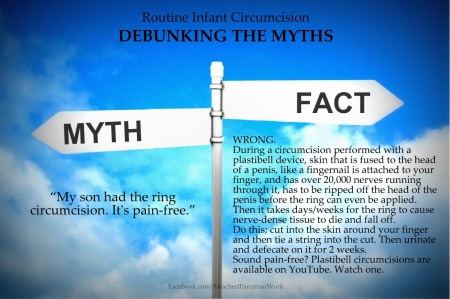 RIC: Debunking the Myths - Myth 18