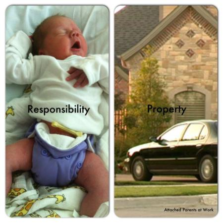 Children ≠ Property
