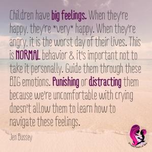 big feelings